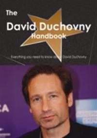 David Duchovny Handbook - Everything you need to know about David Duchovny
