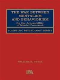War Between Mentalism and Behaviorism