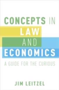 Concepts in Law and Economics: A Guide for the Curious