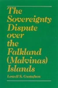 Sovereignty Dispute Over the Falkland (Malvinas) Islands