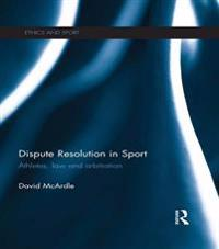 Dispute Resolution in Sport