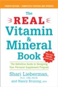 Real Vitamin and Mineral Book, 4th edition