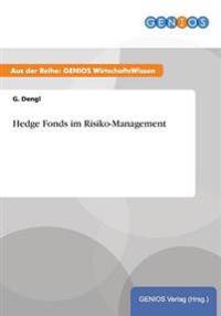 Hedge Fonds Im Risiko-Management