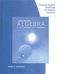Student Workbook for Aufmann/Lockwood's Beginning Algebra with Applications, 8th