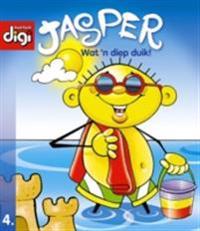 Jasper-reeks 4 - Wat'n diep duik!