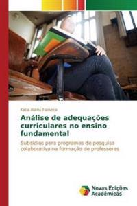 Analise de Adequacoes Curriculares No Ensino Fundamental