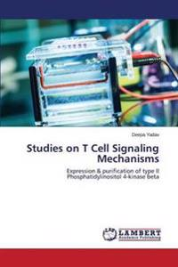 Studies on T Cell Signaling Mechanisms