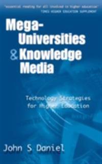 Mega-universities and Knowledge Media