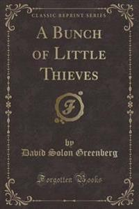 A Bunch of Little Thieves (Classic Reprint)