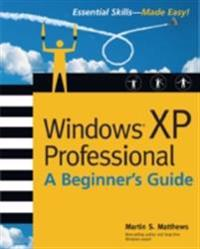 Windows (R) XP Professional: A Beginner's Guide