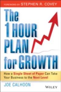 One Hour Plan For Growth