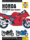 Haynes Honda CBR1100XX Super Blackbird '97 to '07 Service and Repair Manual