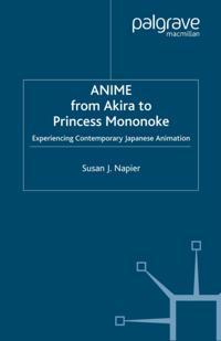 Anime from Akira to Princess Mononoke
