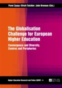 Globalisation Challenge for European Higher Education