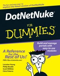 DotNetNuke For Dummies