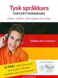 Tysk språkkurs. Fortsättningskurs