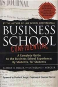 Business School Confidential