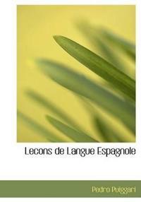 Lecons de Langue Espagnole