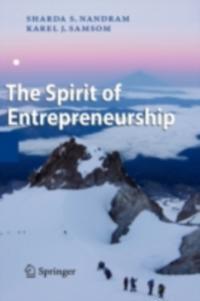 Spirit of Entrepreneurship