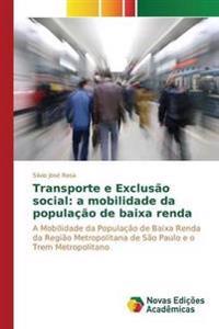 Transporte E Exclusao Social