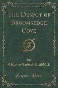 The Despot of Broomsedge Cove (Classic Reprint)