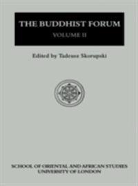 Buddhist Forum, Vol. II