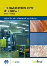 Environmental Impact of Materials: Floor Finishes