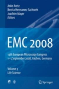 EMC 2008 14th European Microscopy Congress 1-5 September 2008, Aachen, Germany
