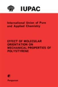 Effect of Molecular Orientation on the Mechanical Properties of Polystyrene