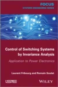 Control of Switching Systems by Invariance Analysis