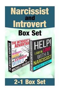 Narcissist and Introvert Box Set: Help! I'm in Love with a Narcissist and the Introverts Guide to Succeeding in an Extrovert World