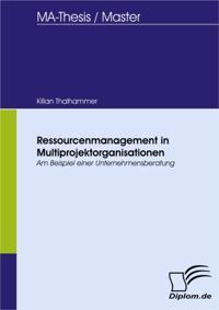 Ressourcenmanagement in Multiprojektorganisationen