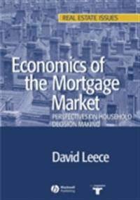 Economics of the Mortgage Market