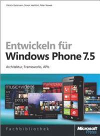 Entwickeln fur Windows Phone 7.5