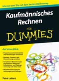 Kaufm nnisches Rechnen f r Dummies