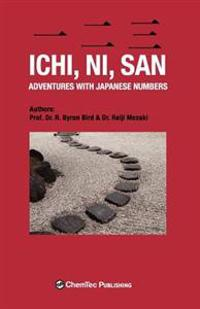 Ichi, Ni, San. Adventures with Japanese Numbers