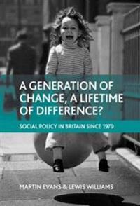 generation of change, a lifetime of difference?