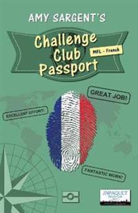 Challenge Club Passport