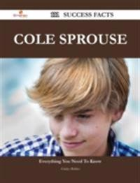 Cole Sprouse 111 Success Facts - Everything you need to know about Cole Sprouse