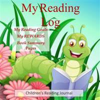 Children's Reading Journal: My Reading Log