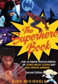Superhero Book