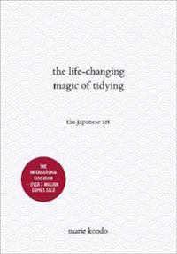 Life-changing magic of tidying - the japanese art