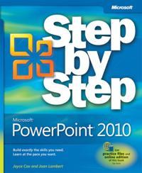 Microsoft(R) PowerPoint(R) 2010 Step by Step