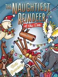 Naughtiest reindeer at the zoo