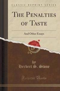 The Penalties of Taste