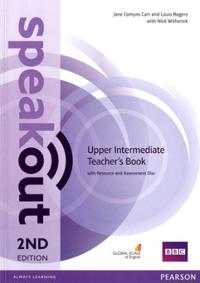 Speakout Upper Intermediate 2nd Edition Teacher's Guide with Resource & Assessment Disc Pack