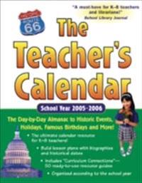 Teacher's Calendar School Year 2005-2006