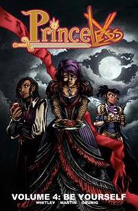 Princeless Volume 4