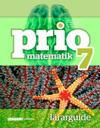 Prio Matematik 7 Lärarguide