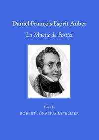 Daniel-Francois-Esprit Auber
